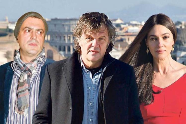 Kusturica izbacio Sergeja Trifunovića iz filma sa Monikom Beluči?