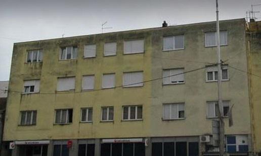 BiH: Seks na zgradi u centru grada