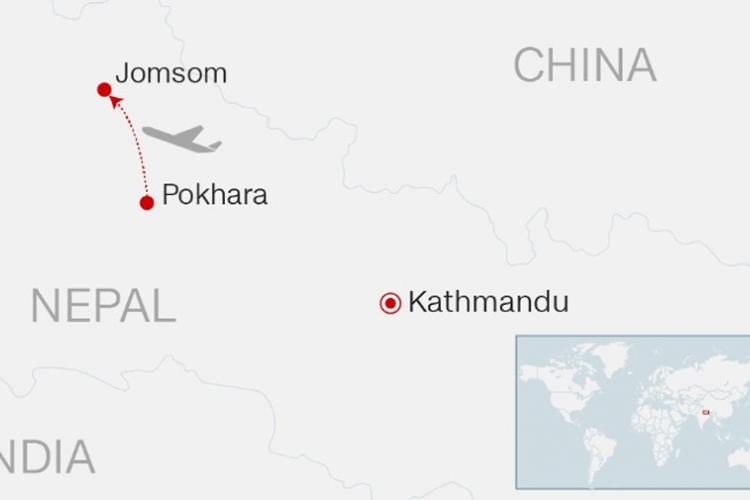 Pronađena olupina aviona sa 23 putnika, nema preživjelih