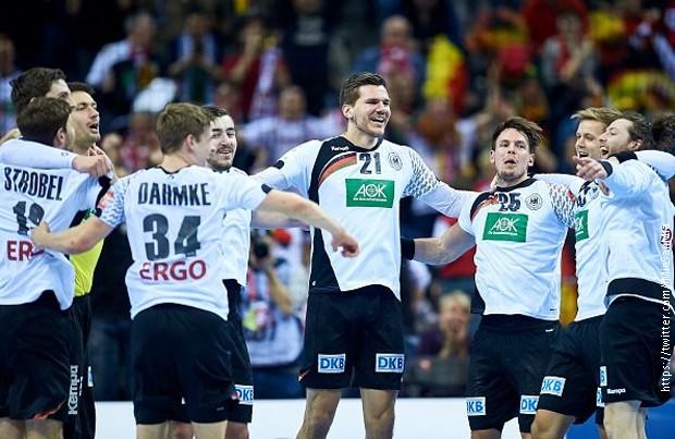 Njemačka novi evropski prvak u rukometu