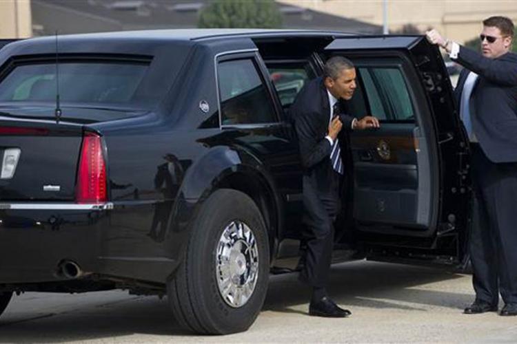 Obamin Kadilak: Najbezbjedniji automobil na svijetu