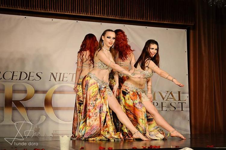 Banjalučki studio orijentalnog plesa proslavio osam godina rada