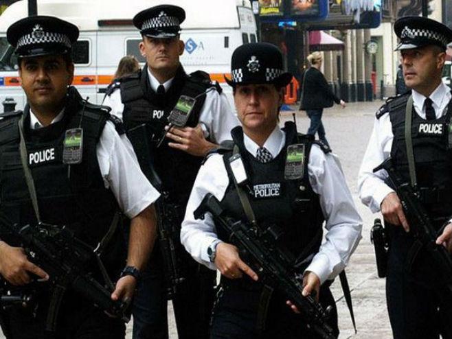 Okončana talačka kriza u londonskom restoranu