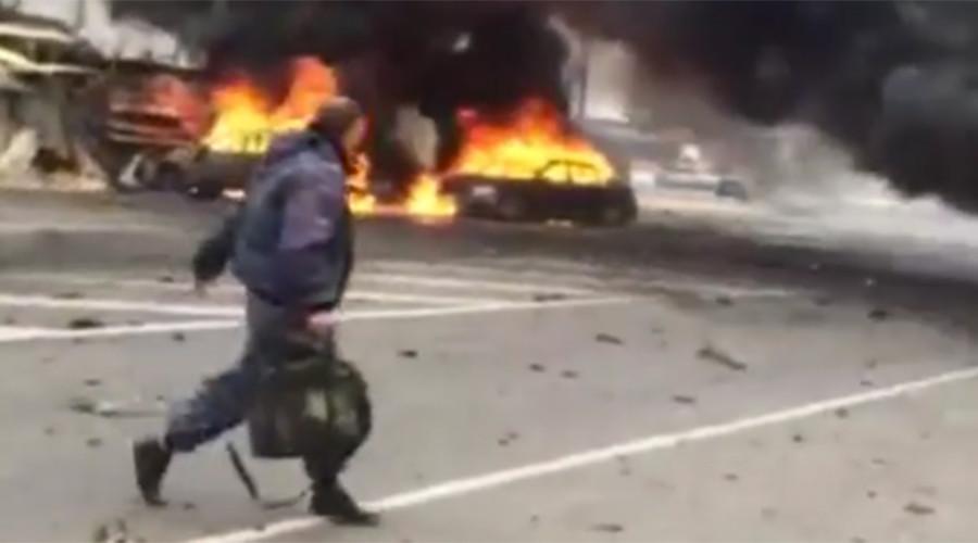 Rusija: Eksplozija automobila bombe, Islamska država preuzela odgovornost