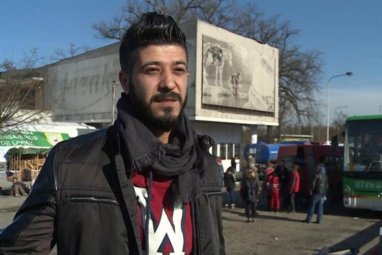 Sirijac odlučio da ostane u Srbiji: Zaljubio se u Jelenu i obožava sarmu