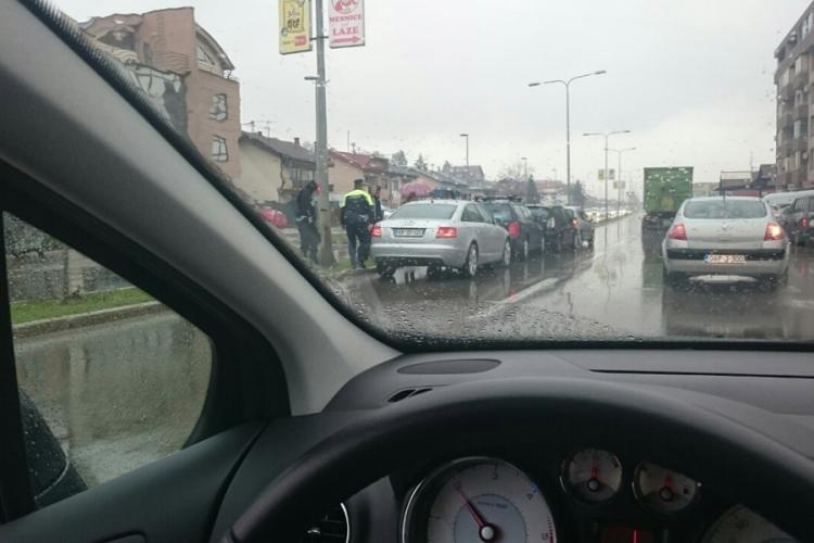 Četiri vozila u lančanom sudaru na banjalučkom zapadnom tranzitu