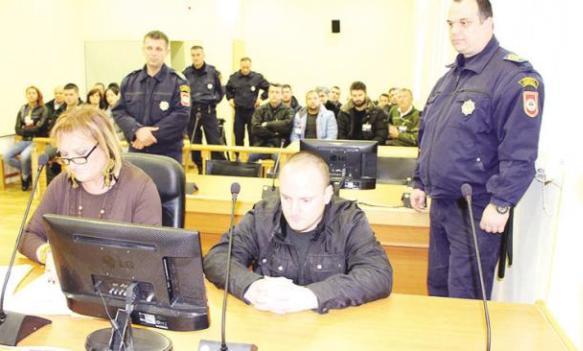 Ubistvo Marka Bajovića: Ispaljeni metak bio koban
