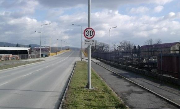 "Nova pravila za saobraćaj preko nadvožnjaka kod fabrike ""Vrbas"""