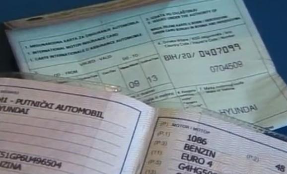 Banjalučanka varala prilikom registracije vozila