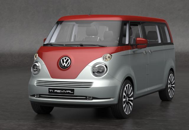 Svima se sviđa: Retro VW kombi