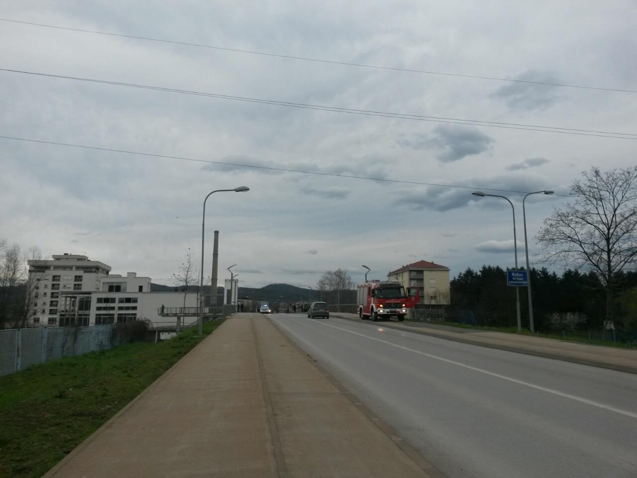 Banjaluka: Policija i vatrogasci tragaju za osobom u Vrbasu