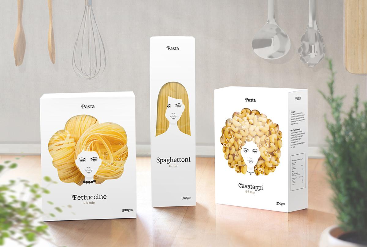 Kreativni dizajn: Ambalaža tjestenine koja mami na kupnju