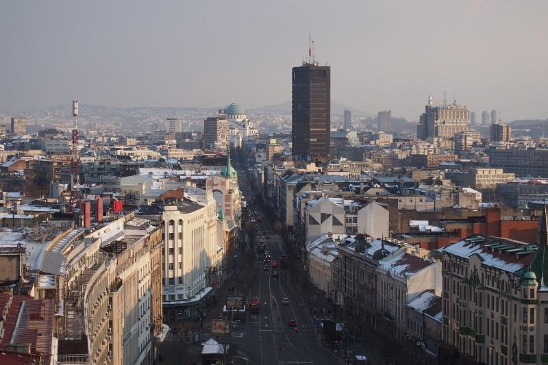 Kijev i Beograd najopasniji gradovi Evrope?
