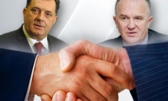Pomirili se Dodik i Čavić!