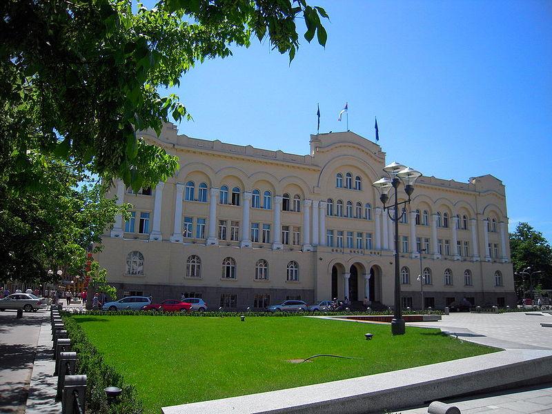 Čubrilović: Radojičić nije naš kandidat