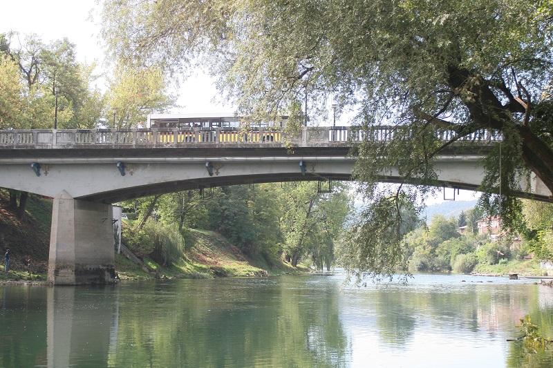 Banja Luka: Umiva se Gradski most, biće gužve