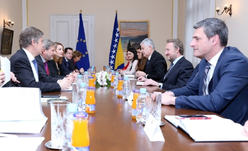 Komesar EU: BiH do maja mora ispuniti uslove