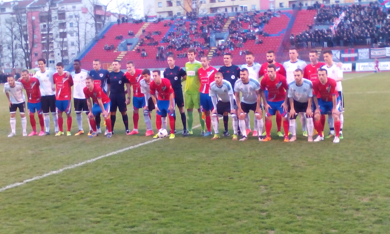 Borac – Partizan: Mreže mirovale, ali navijači nisu
