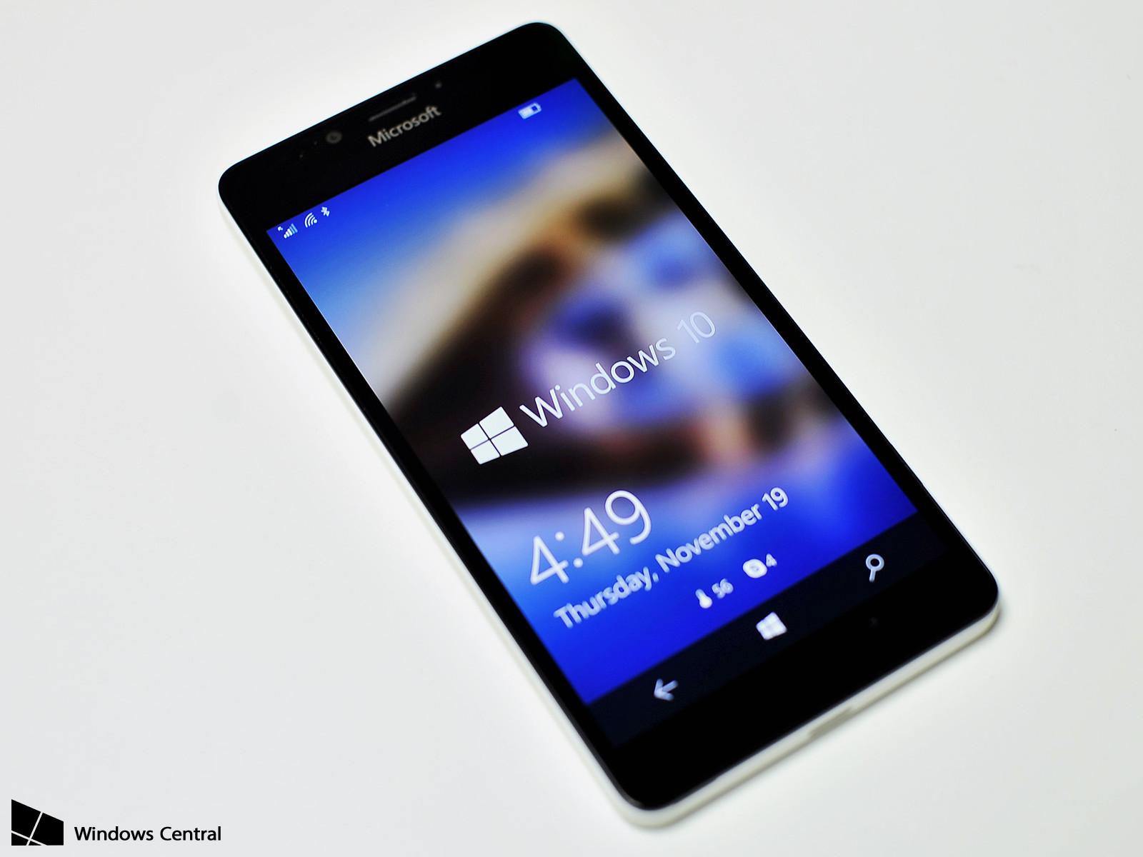 Windows 10 bi iduće sedmice mogao stići na nekoliko starih Lumia telefona