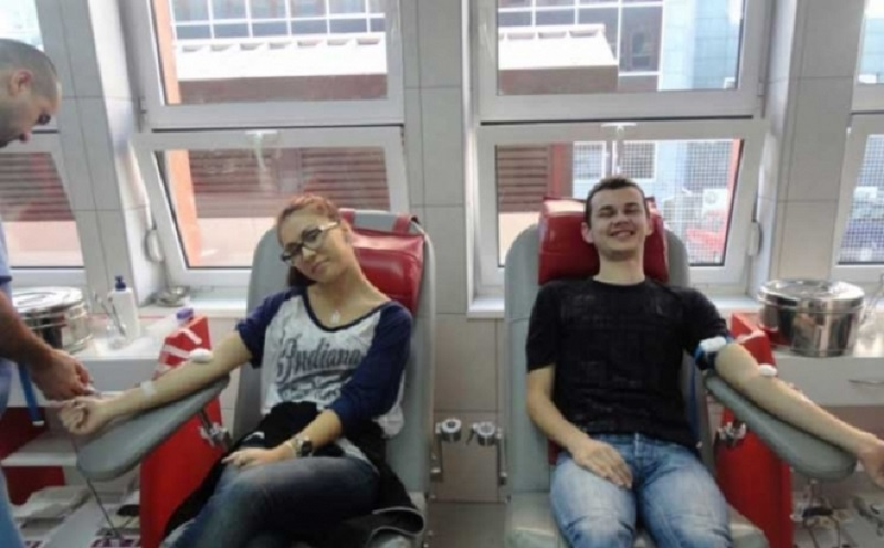 Banjalučki maturanti dali 195 doza krvi