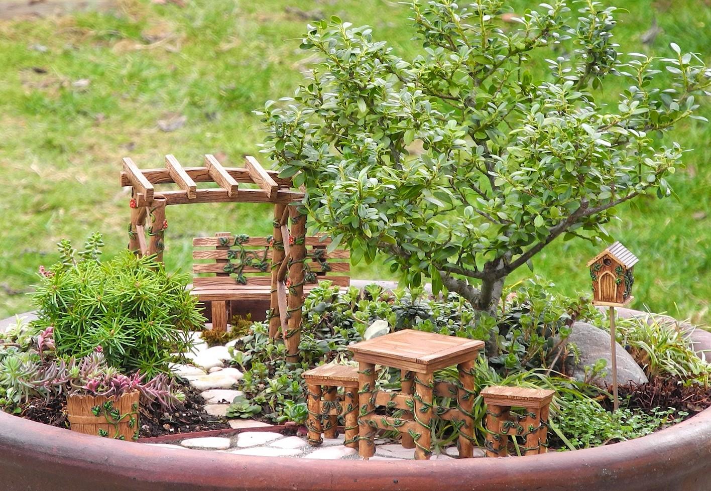 Čarobni svijet minijaturnog baštovanstva