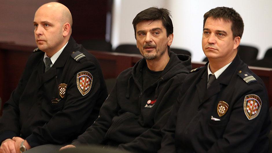Paravinja osuđen na 35 godina zatvora