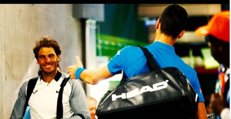 Đoković i Nadal: Slika sportskog prijateljstva