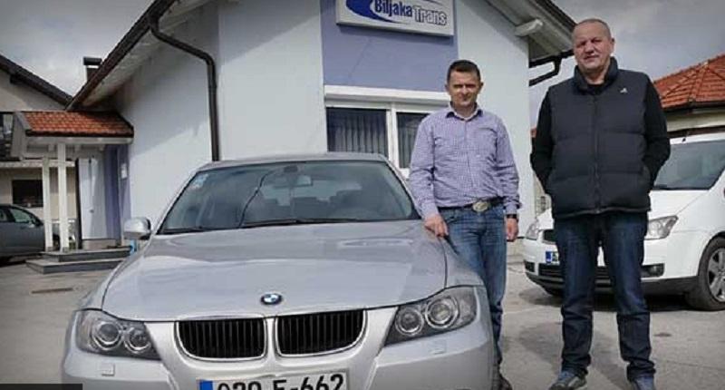 Vlasnik firme radniku poklonio BMW