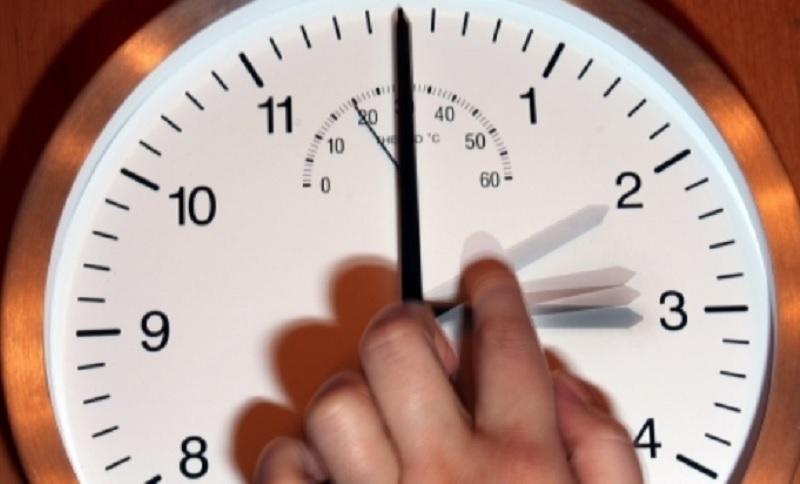 Noćas pomjerite časovnike sat unaprijed