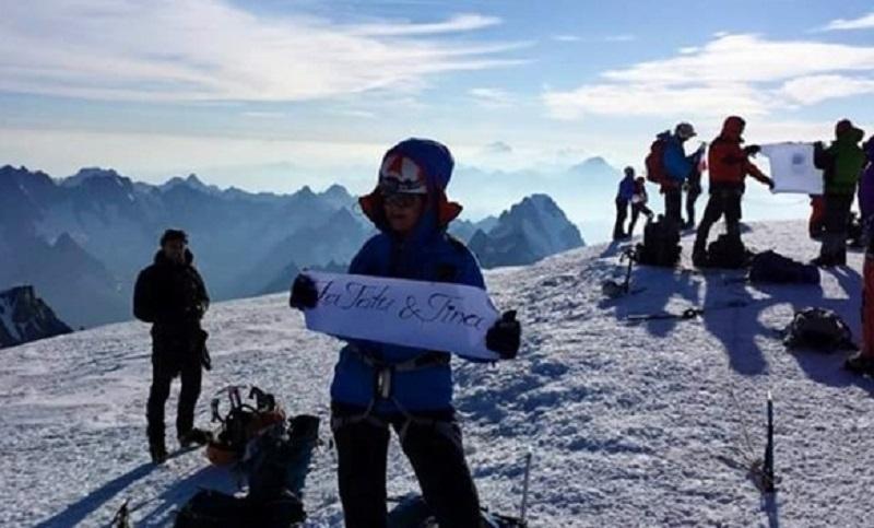Alpinistkinja iz Banjaluke u šestoj deceniji života osvaja planinske vrhove