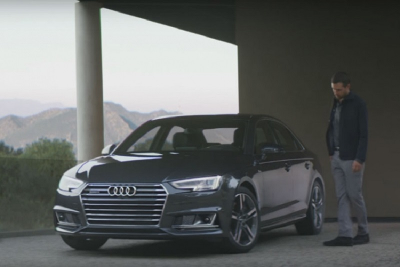Audi u reklami proziva Mercedes (VIDEO)