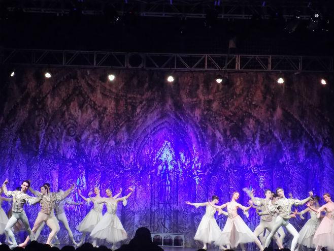 Ruski carski balet u Banjaluci: Evo kako je bilo (FOTO)