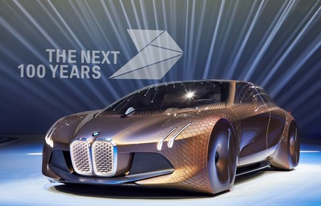 BMW slavi 100. rođendan Vision Next Conceptom