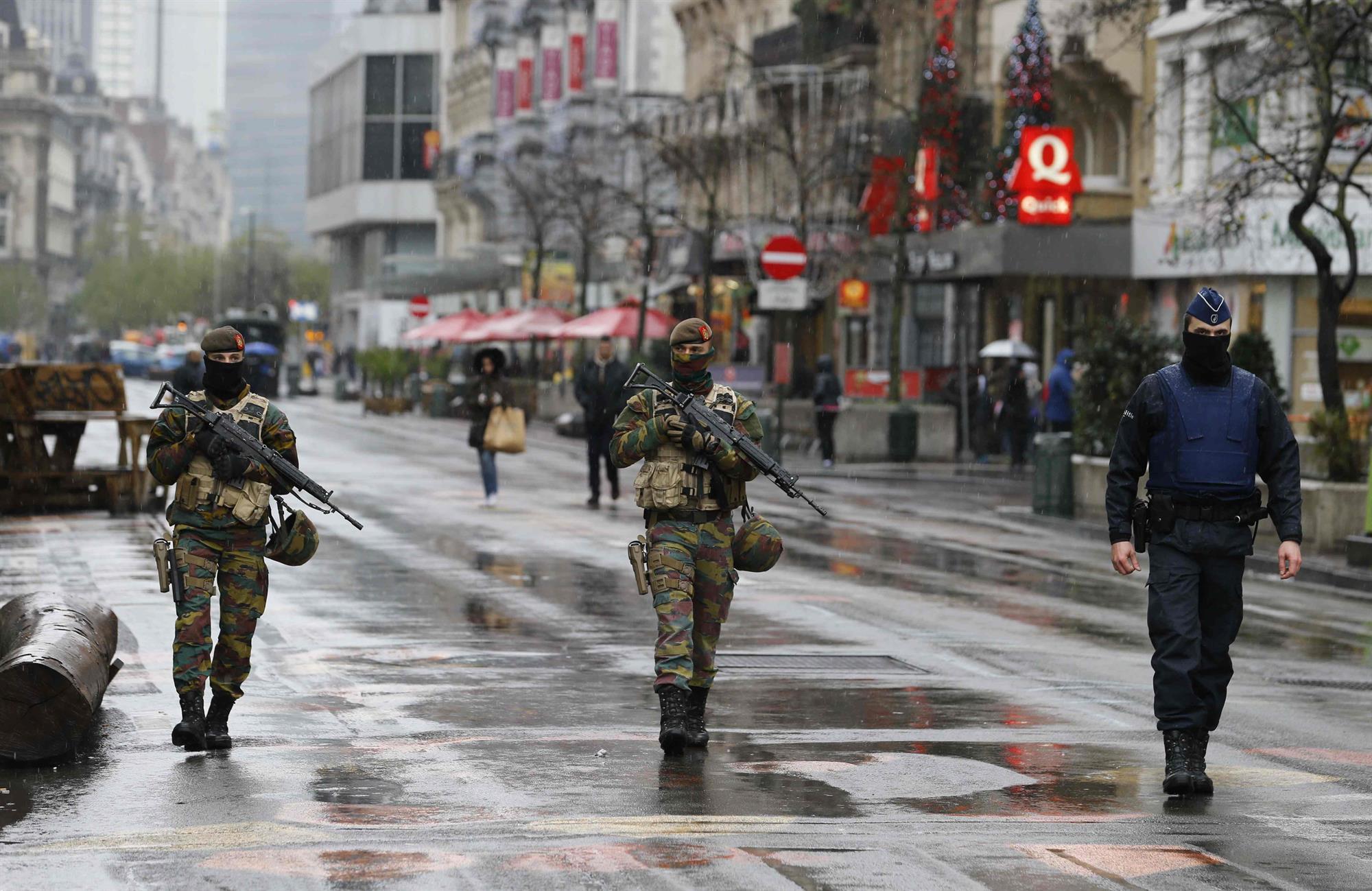 Islamska država preuzela odgovornost za napade u Briselu