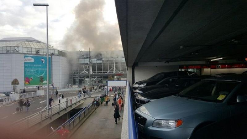 Teroristički napad u Belgiji