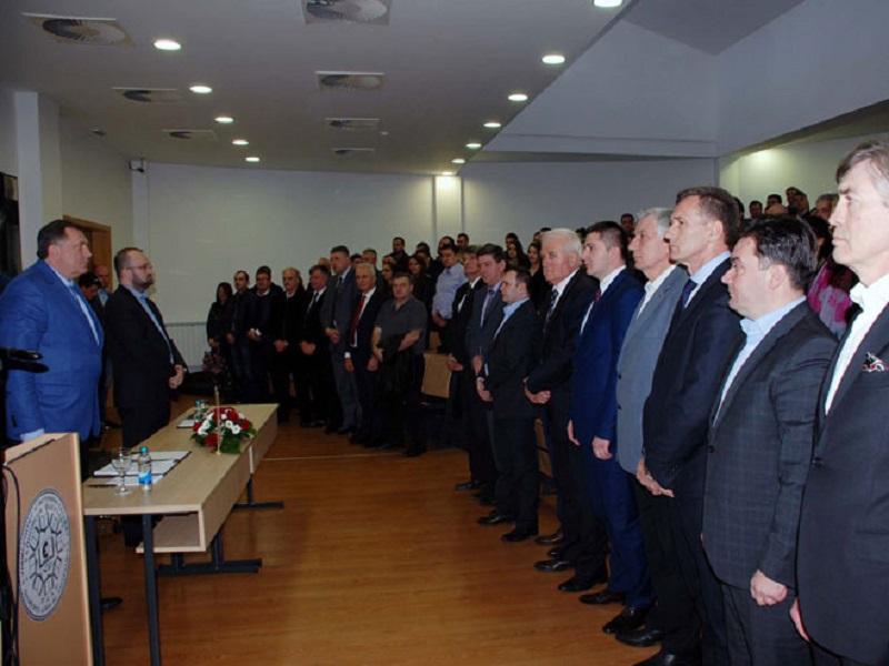 Dodik na Palama: Naš cilj – Republika Srpska i sloboda
