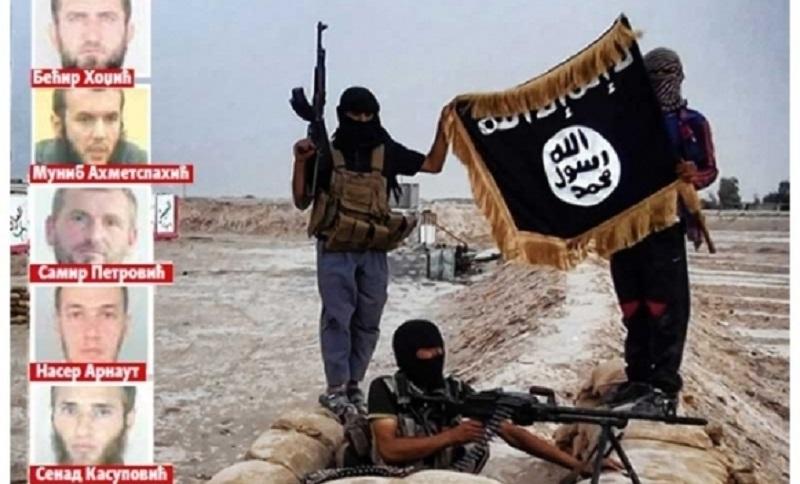 Grupa džihadista iz Sarajeva na Interpolovim potjernicama