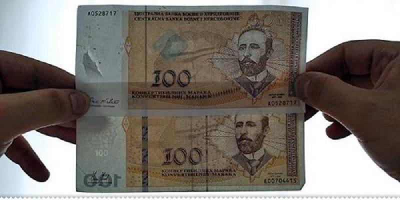 Dvojica Banjalučana optužena za rasturanje falsifikovanih novčanica