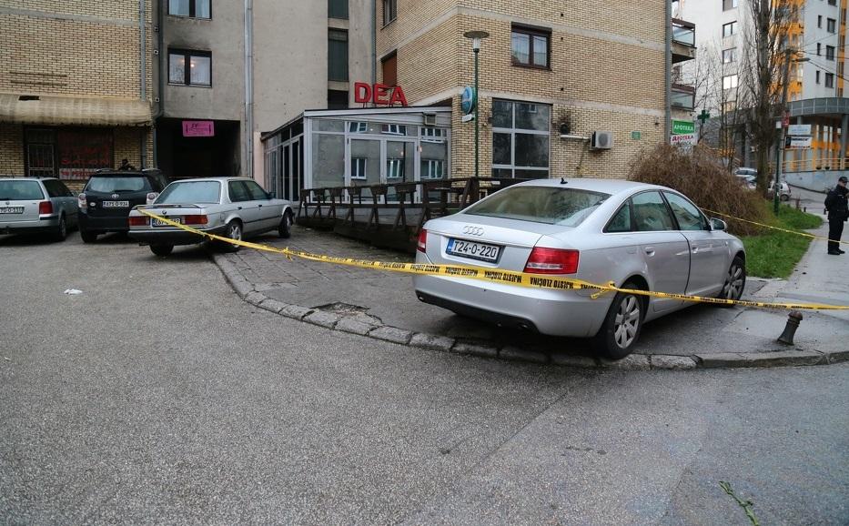 Snažna eksplozija u Sarajevu