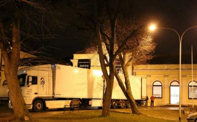 Banja Luka: Izložba čuvenog Britanca stigla u MSU RS