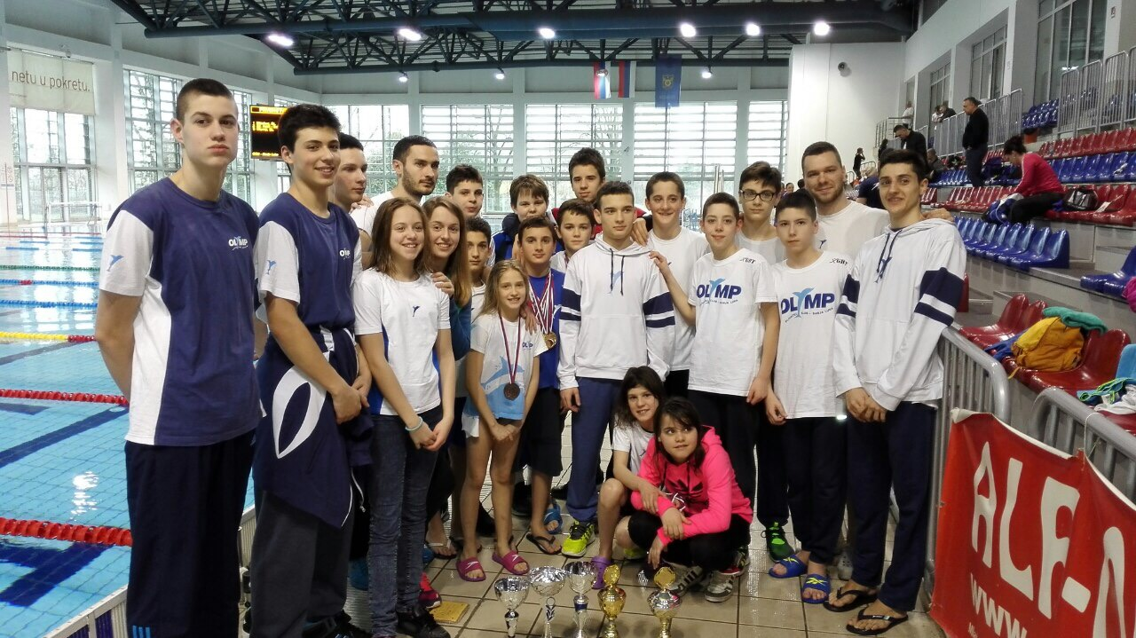 Olimp dominirao na Zimskom prvenstvu Republike Srpske
