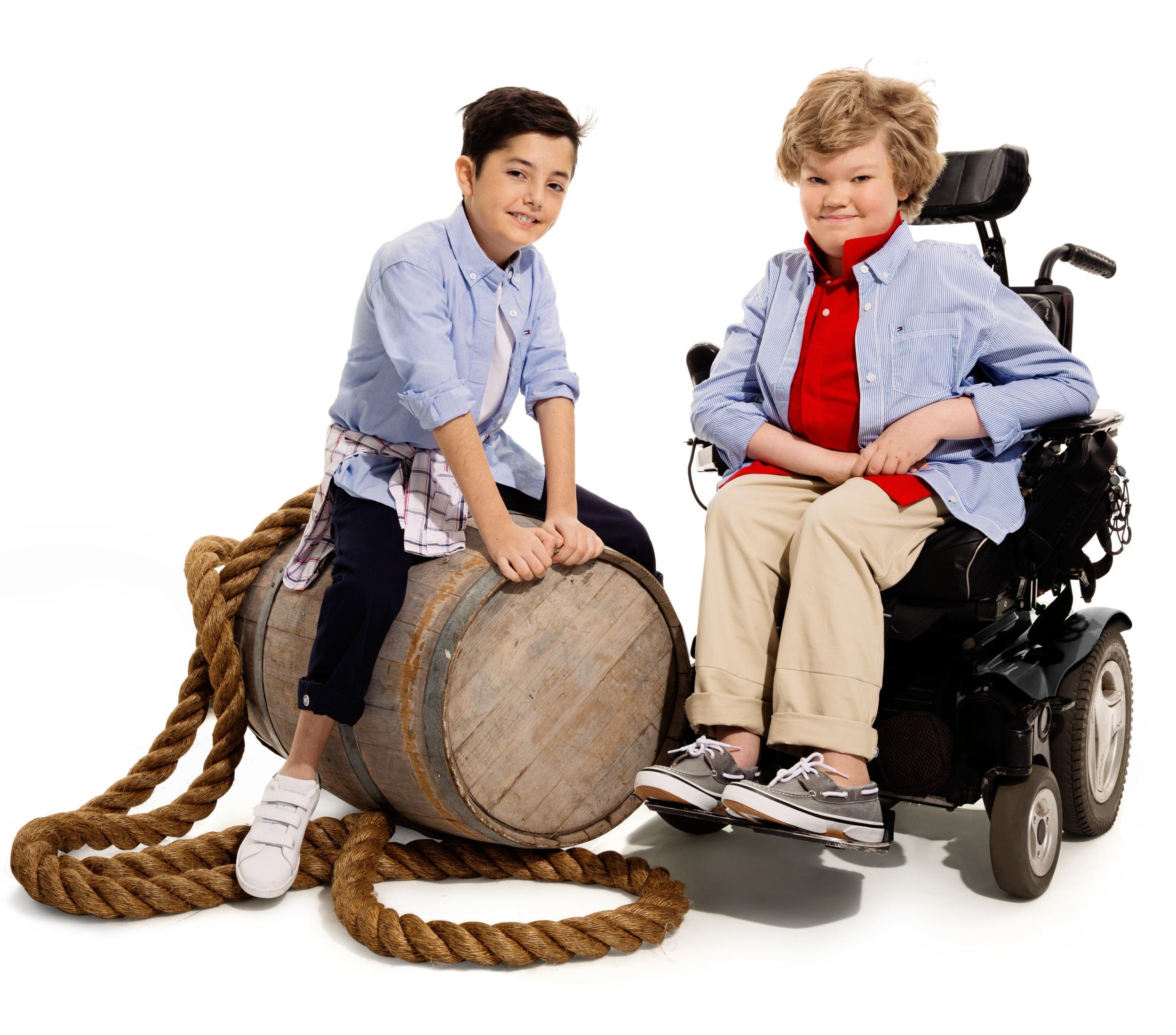 Tommy Hilfiger lansirao prvu kolekciju odjeće za djecu s poteškoćama u razvoju