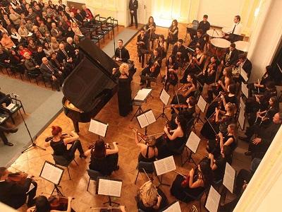 Banski dvor: Večeras koncert studenata klavira