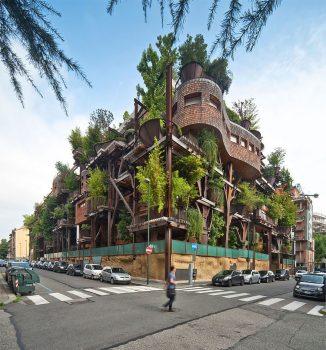 Kuća na drvetu u gradu? Da, moguće je!