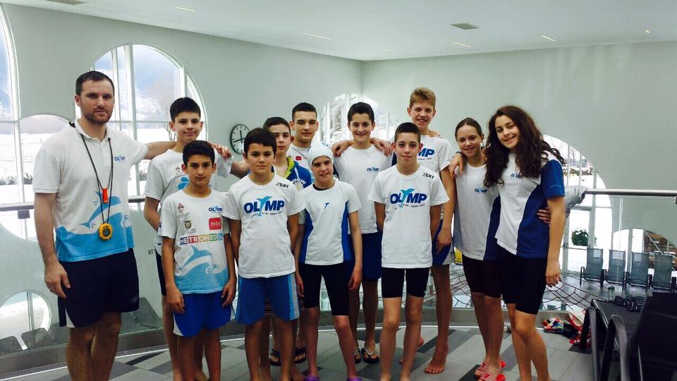 Plivački klub Olymp Banjaluka osvojio 29 medalja na mitingu u Austriji