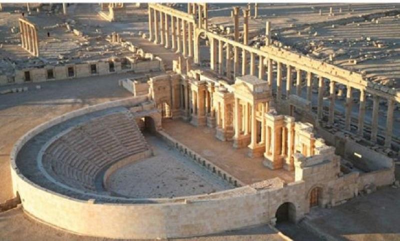 Sirijska vojska oslobodila drevni grad Palmiru
