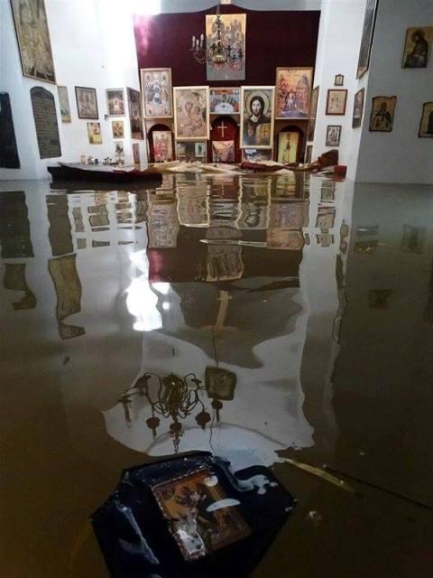 poplava u crkvi 3
