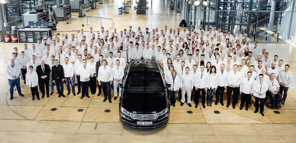 Nakon 14 godina proizvodnje – Sa proizvodnih traka juče sišao posljednji primjerak Volkswagena Phaetona