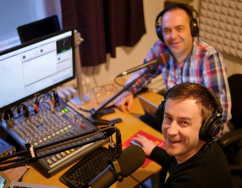 Radio Gbg iz Geteborga već 15 godina uveseljava publiku domaćim hitovima