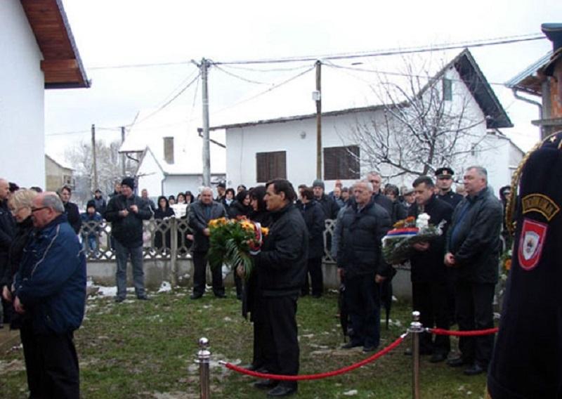 Sjećanje na Srbe ubijene u Sijekovcu